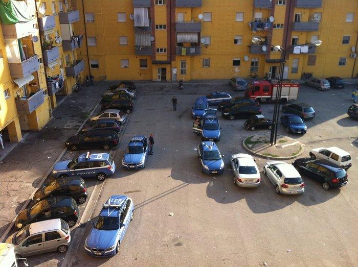 #Pescara , Troupe Rai aggredita: blitz delle forze dell'ordine al#Rancitelli . Trovata droga e proiettili →https://t.co/Q7ABZWcEJz