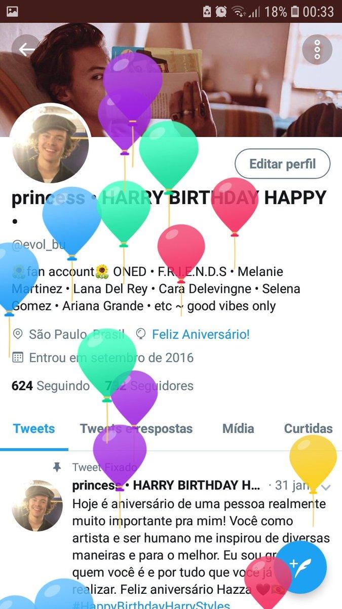Hoje é meu aniversário de 18 fucking anos 🖤 •tô feliz  •entrem no meu perfil pra ver os balões