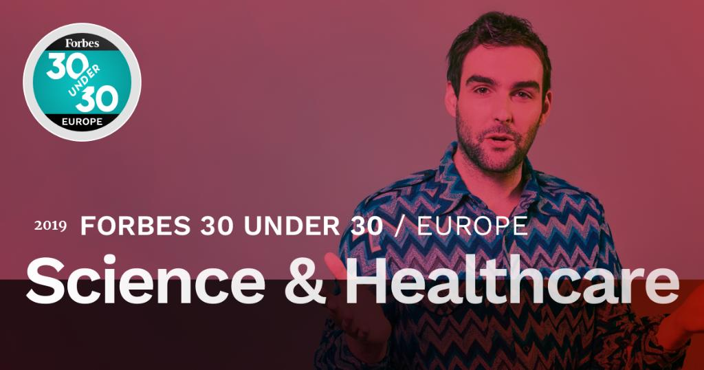 Meet the #ForbesUnder30 Europe Science & Healthcare class of 2019: http://on.forbes.com/6012ErgSI