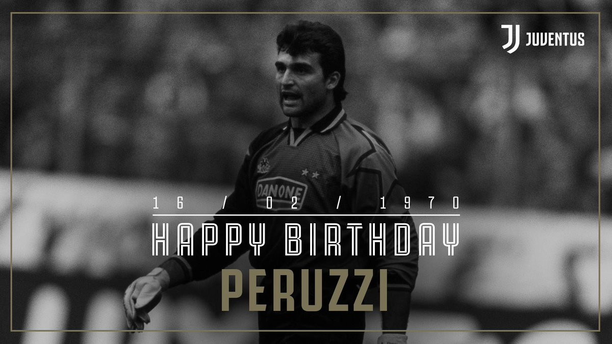 Happy birthday to a legendary Juventus goalkeeper, Angelo Peruzzi! 🎂⚪️⚫️  #ForzaJuve