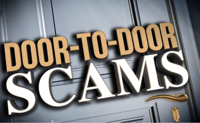 RT @TPSFCU: Join #Fraudchat Thurs. Feb 21 @1PM as we chat #Door2doorscams @ReganFCU @DKellyFCU @ConsumerSOS https://t.co/8bwLS46wdA