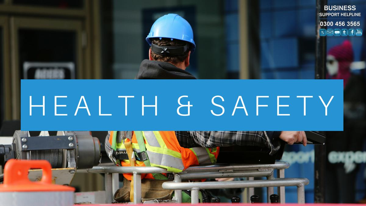 Running a small business? Head over to the Health and Safety Executive's YouTube channel for some great videos and free resources> https://t.co/jXFu9NIeL1  #BSHelpline
