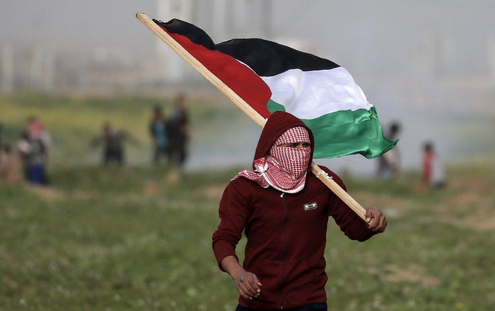 20 Palestinians Hurt in #Gaza Border Clashes https://t.co/LpFNad0eKc