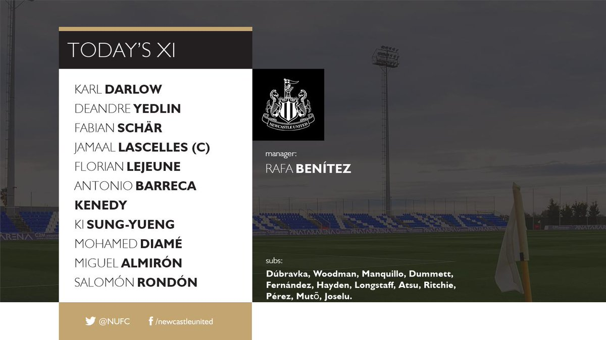 Newcastle United FC Paraguay's photo on Almiron