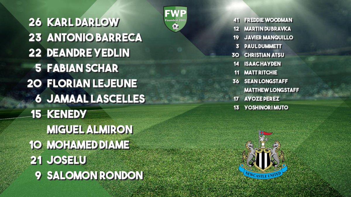 FWP Newcastle United's photo on Almiron