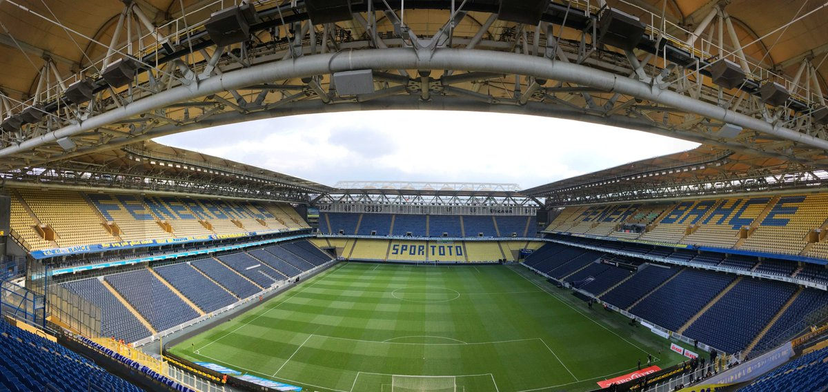 Fenerbahçe SK's photo on #FBvAKS