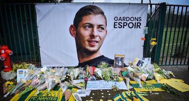Sala's Funeral Takes Place In Argentina. http://bit.ly/2SX7yqW