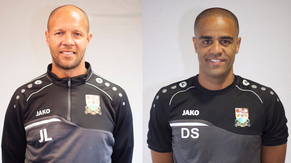As we head to Solihull, we're pleased to confirm Junior Lewis and @DanSenda have been confirmed as Assistant Head Coach and First Team Coach #BarnetFC 🐝👇  https://t.co/T2c3SlH7Sv