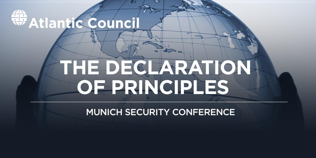 We can reverse the tide of a disruptive world order by making clear our intent to forge stability. That's why we're launching a task force with former officials from democracies across the world to rally support. #DefendDemocracy  Read #ACDeclaration:  https://t.co/JOy6l14nSn