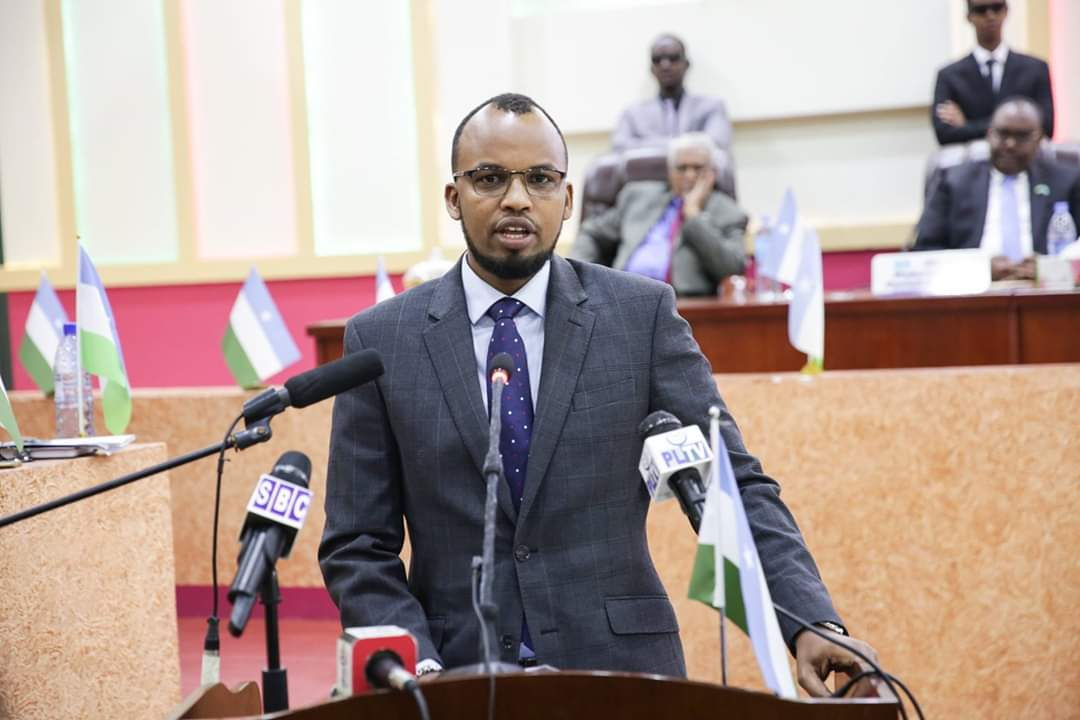 Thanks to the President of Puntland, MPs and the public for allowing me to serve my people as the Minister of Planning,  Economic development  & International Cooperations. Today, I accept my role with gratitude & will serve while having in mind the best interest of our  people.