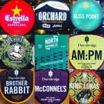Image for the Tweet beginning: The weekend line up...🙌🍻🍺 #craftbeer #caskale