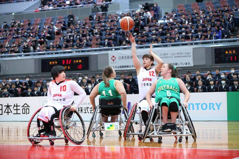 OSAKA CUP | The Gliders are set to face off against home team Japan in the bronze medal playoff for the 2019 Osaka Cup today!  Tip-off is 12.30pm AEDT with a stream available here: https://t.co/wFm5911qrx  #GoGliders