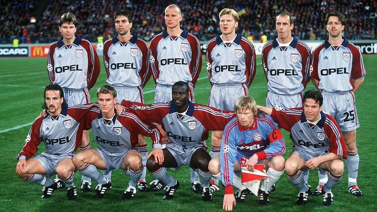 20 Jahre nach Barcelona: #FCBayernLegends zu Gast in Old Trafford bei den ManUnited Legends!  Alle Infos zum Spiel am 26. Mai 2019:  https://t.co/lRhHaU8tKj