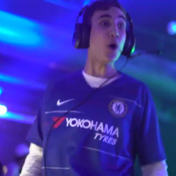 🎮 Despite a few golden goal scares, two professional gamers will represent Chelsea in the first ever ePremier League! 💪  🥇 Introducing Jas and Ryan... #CFCPlayoffs #ePL