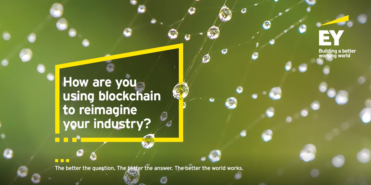 How can blockchain transform government? EY will address how this technology can benefit government and the wider economy at the upcoming #Innovation2019. Join the EY blockchain seminar for civil servants in London on March 1.