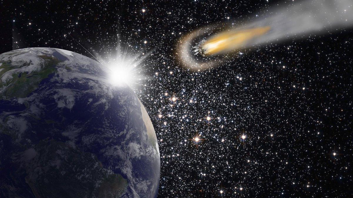 La Nasa desviará al asteroide que impactaría en la Tierra