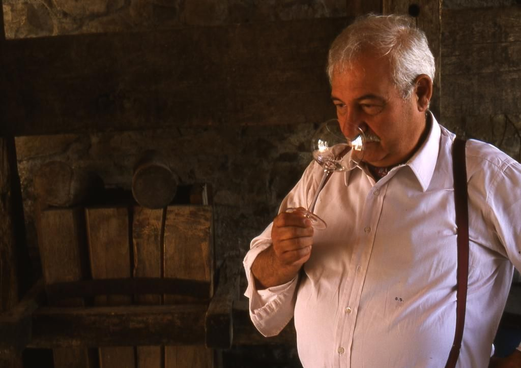 #Vini, è morto Gianfranco #Soldera. Era il «re»...
