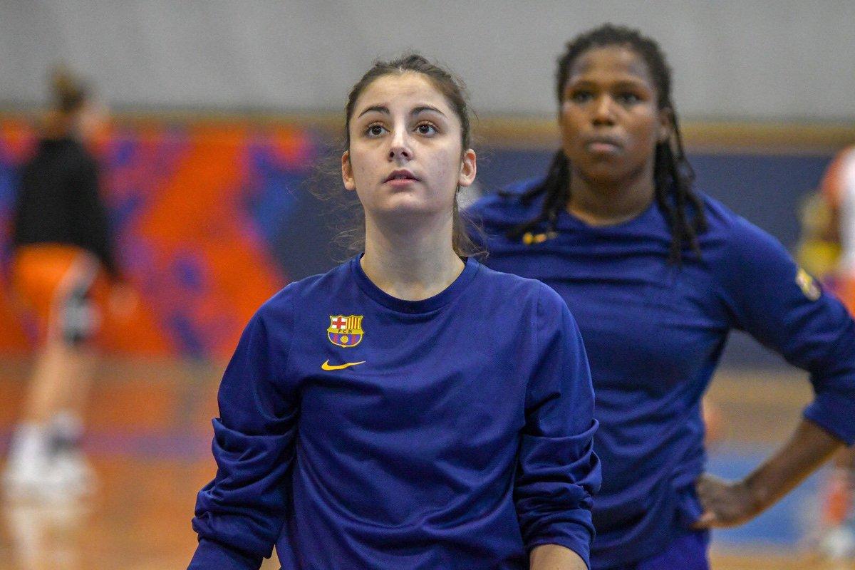 ⌚PRIMER PERÍODE (5')  🏀@Celtabaloncesto 11-9 @FCBbasket_fem   🔵🔴 #ForçaBarça