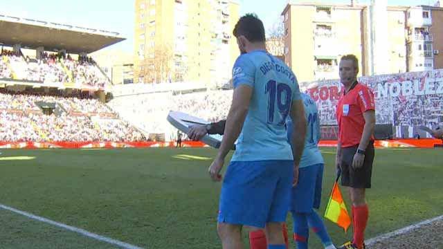 #LaLiga 🏆 | #RayoAtleti ⚽  Costa reaparece en Vallecas tras más de dos meses lesionado 🙌 http://bit.ly/2IljxdI