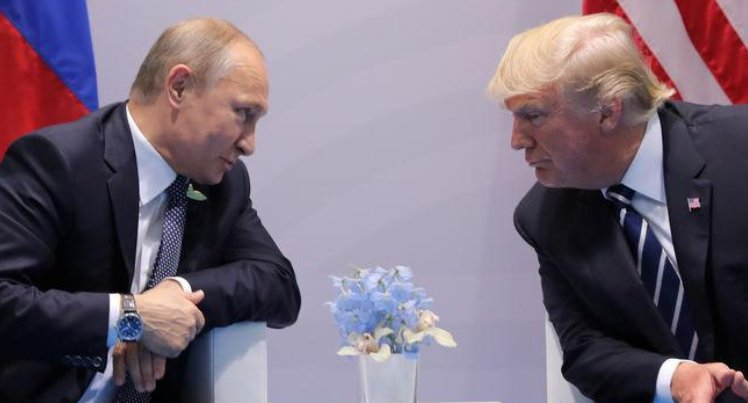 Dems Move To Force Trump To Reveal Talks With Putin - https://is.gd/lgkDDn