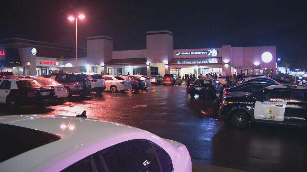 Shooting outside Kearny Mesa restaurant leaves one man injured https://t.co/Ji4LIw70aa