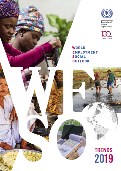 Over 3 billion people employed in 2018 had inadequate economic security, material well-being and equality of opportunity.   Find out more from the @ilo WESO Trends report 👉  https://t.co/JZ890lQZKa