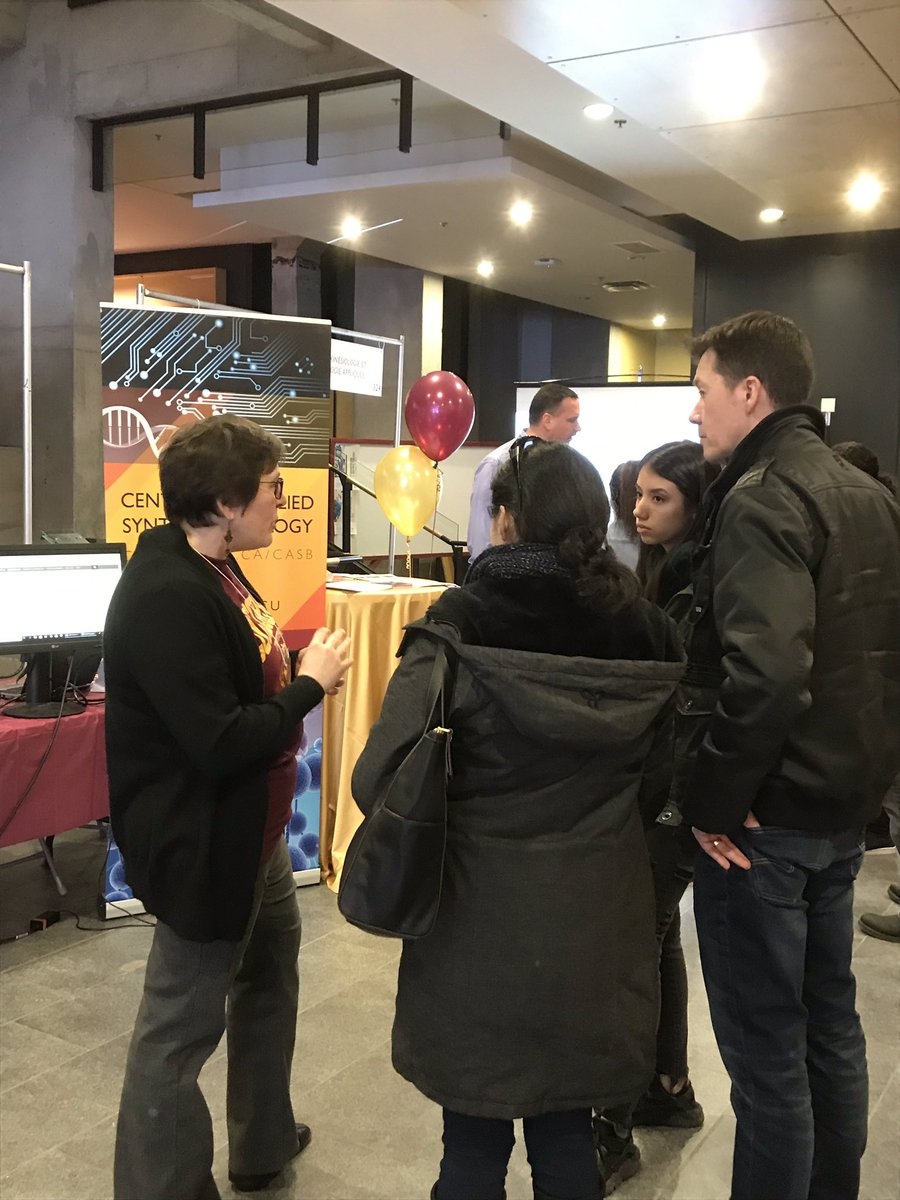 What a great turnout at #CUopenhouse! #SynBio<br>http://pic.twitter.com/gkxCpmBslQ