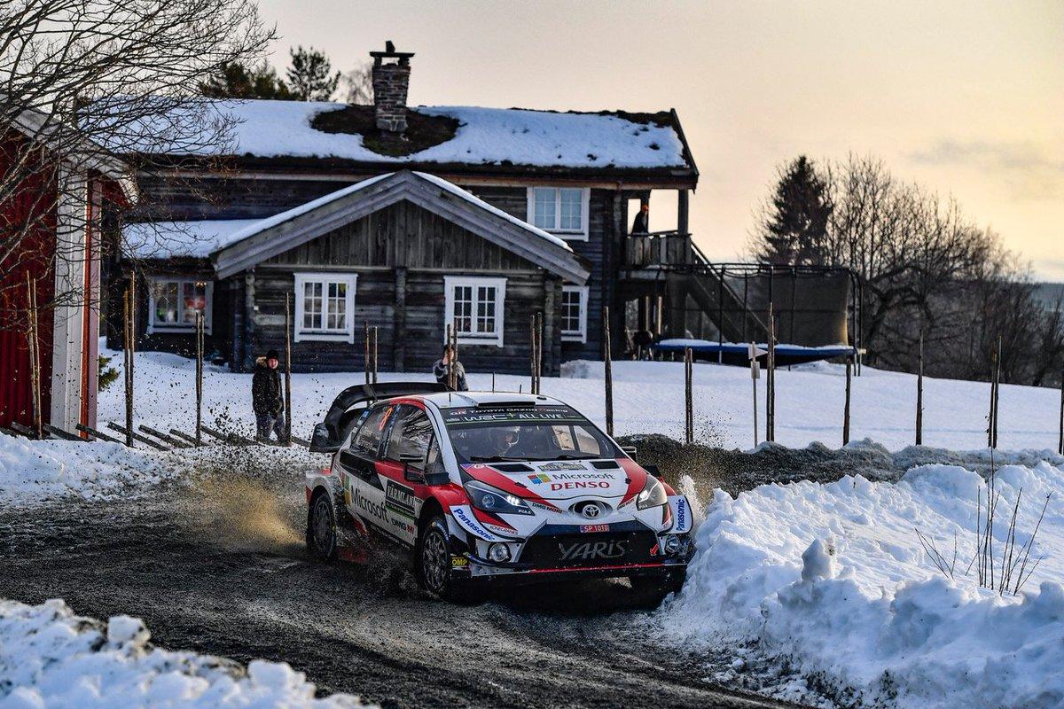 WRC: 67º Rallye Sweden [14-17 Febrero] - Página 8 DziA-eLXgAAWmsu