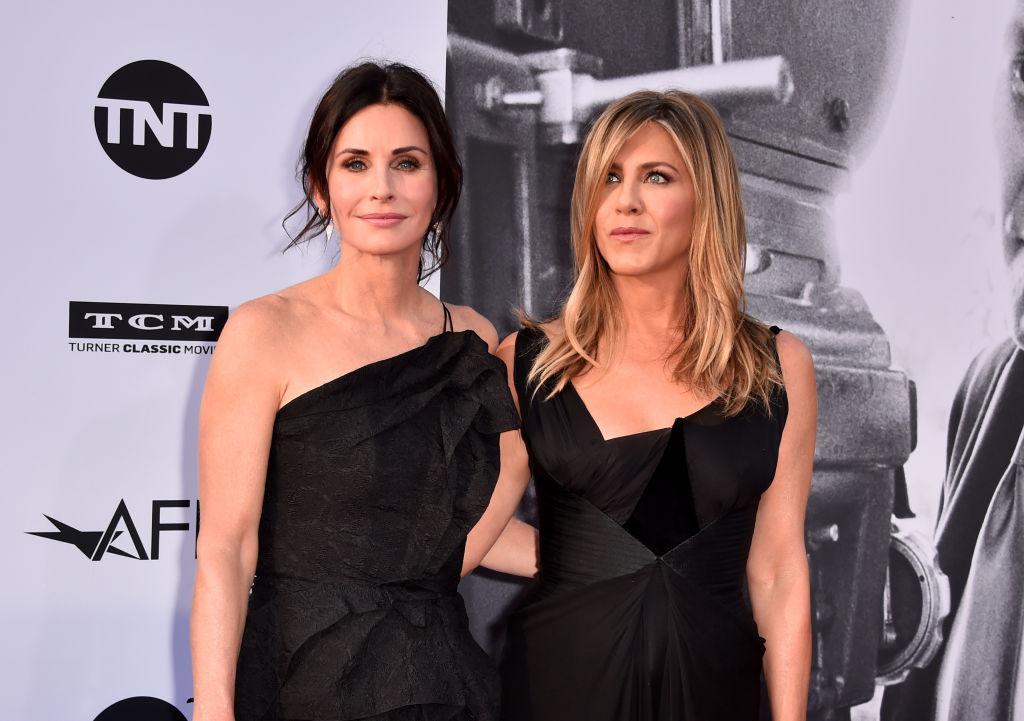 Newsweek's photo on Jennifer Aniston