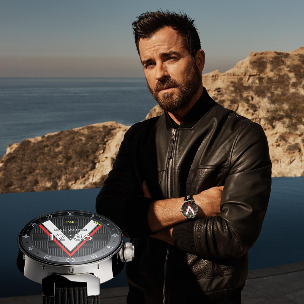 Here and now.  The new #LouisVuitton Tambour Horizon Campaign celebrates the #LVConnected Watch Collection's recently expanded features and designs. Learn more at  https://t.co/Xv8Mpch3PW