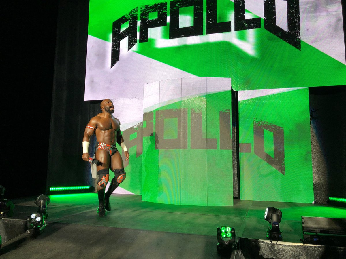 WWEApollo photo