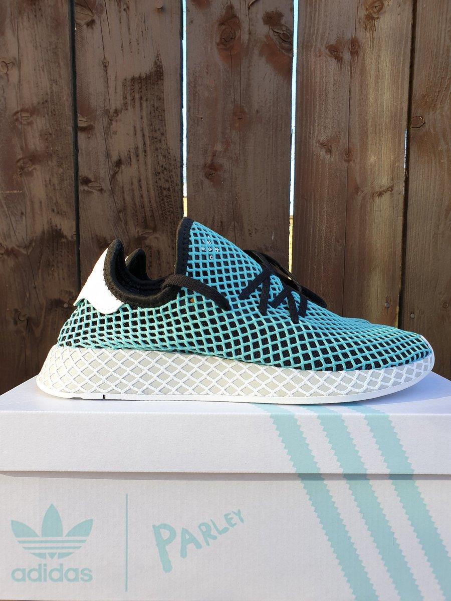 huge discount 9eb7d 38cb5 Free UK shipping httpwww.ebay.co.ukusrkgstrainers adidas deerupt  adidasdeerupt adidasparley PARLEY sneakers SneakerScouts sneakerhead  kicks ...