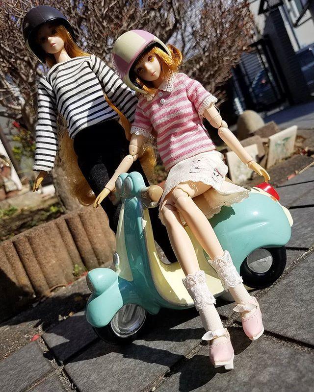 test ツイッターメディア - #ヘルメット の雰囲気に合うのはこの #バイク かな。 #doll #ドール #人形 #volks #ミニチュア #ダイソー https://t.co/kBgx8mMsNw https://t.co/Fep594ubPe