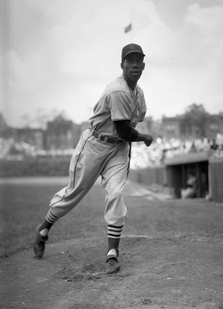 Bill Greason was the first black pitcher in Cardinals history. Though his pitching career in St. Louis was brief, Bill holds a significant place in franchise history as a pioneer and trailblazer ➡️ https://t.co/5DJxPuENve   #BlackHistoryMonth