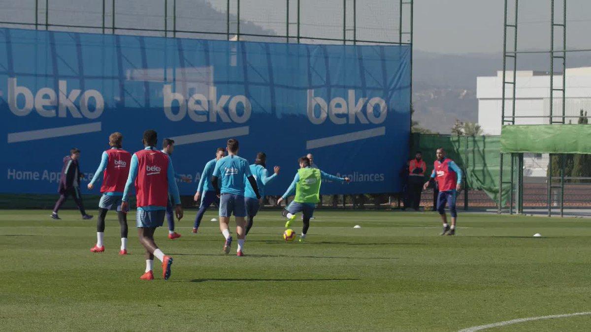 📍 #BarçaValladolid 🏟 Camp Nou 📆 16 Şubat Cumartesi 🇩🇪 🇫🇷 🇳🇱 🇦🇹 20.45 🇹🇷 22.45 🇦🇿 23.45 📺 @beINSPORTS_TR 2 🔵🔴 #ForçaBarça