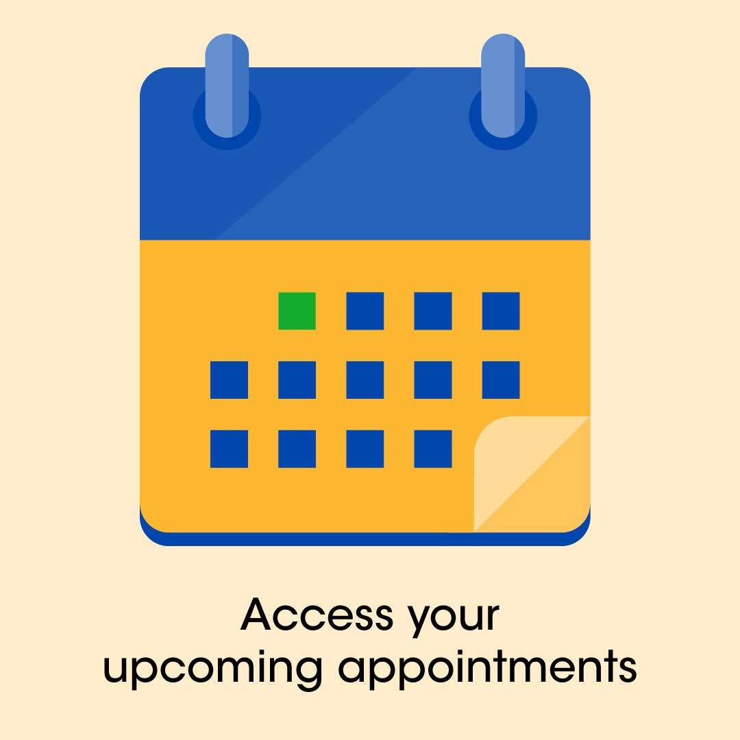 Have you signed up for MyChart yet? MyChart lets you access all your upcoming and past SickKids appointments on your device. Learn more at http://www.sickkids.ca/mychart