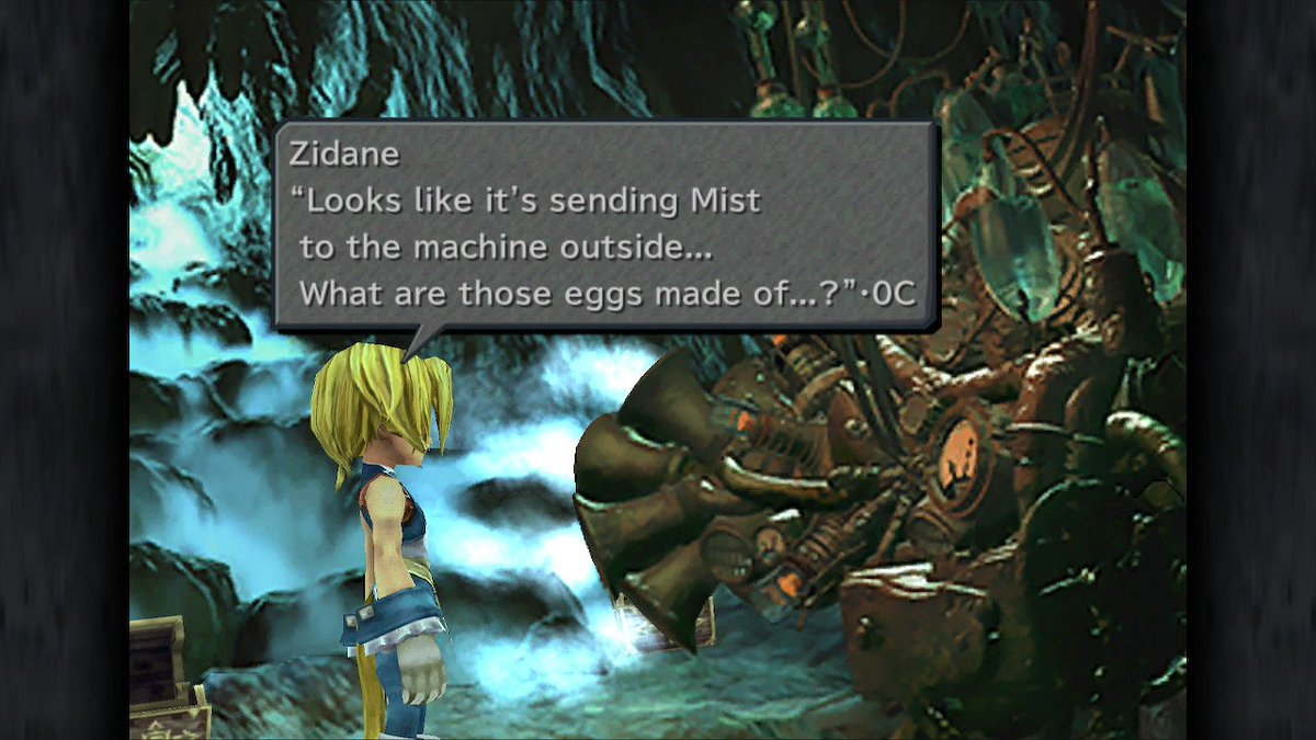 Final Fantasy IX [Switch/XB1] |OT| A Sudden Encounter | ResetEra