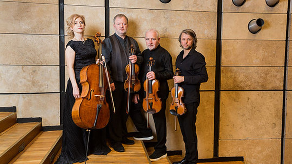 The Brodsky Quartet are returning to Colyer-Fergusson next weekend with another ingenius programme exploring the different ways composers over the centuries have tackled contrapuntal complexities of the fugue. @UniKent_Music Book here: http://bit.ly/2tbdgqq