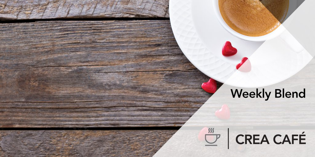 test Twitter Media - Didn't get the present you were hoping for on Valentine's Day? Don't worry, #CREACafé's #WeeklyBlend will make you feel better. https://t.co/0exoBBs9tW https://t.co/18TG2oLu0r