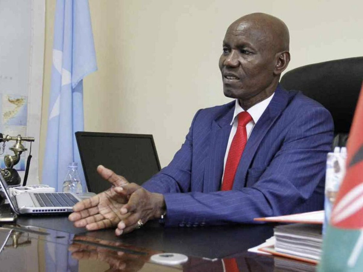 #BREAKING: Kenya recalls its ambassador to Somalia, Lieutenant General Lucas Tumbo back to Nairobi; orders Somalia's ambassador back to his country. GoK says Somalia auctioned oil and gas blocks in its territory and says it is ready to defend territorial integrity at all costs.
