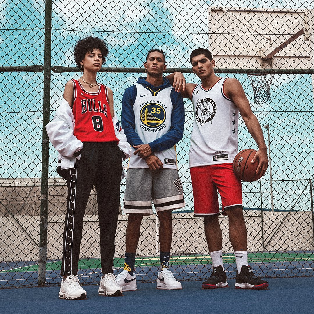 Sun & Sand Sports keeps you close to all the action that's happening this weekend! 🏀  Shop the NBA collection in-stores and online right here: https://bit.ly/2N3X17K  #ShowThemYou #ThisIsWhyWePlay #NBA #Basketball
