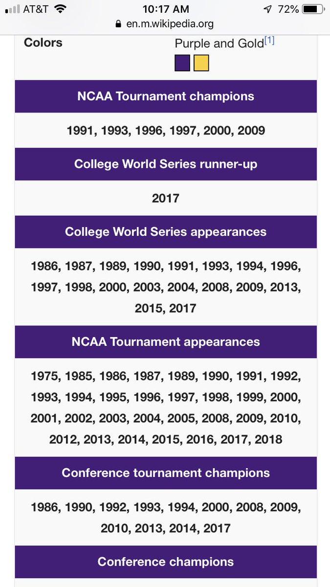 e8b122364 NCAA Baseball on Twitter