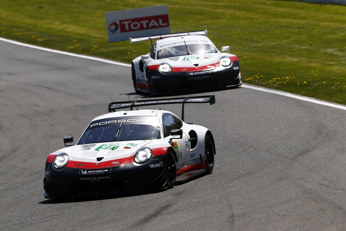 #WEC - Enjoy the #WeekendVibes with our #Porsche #911RSR<br>http://pic.twitter.com/yNeuWX6UDk