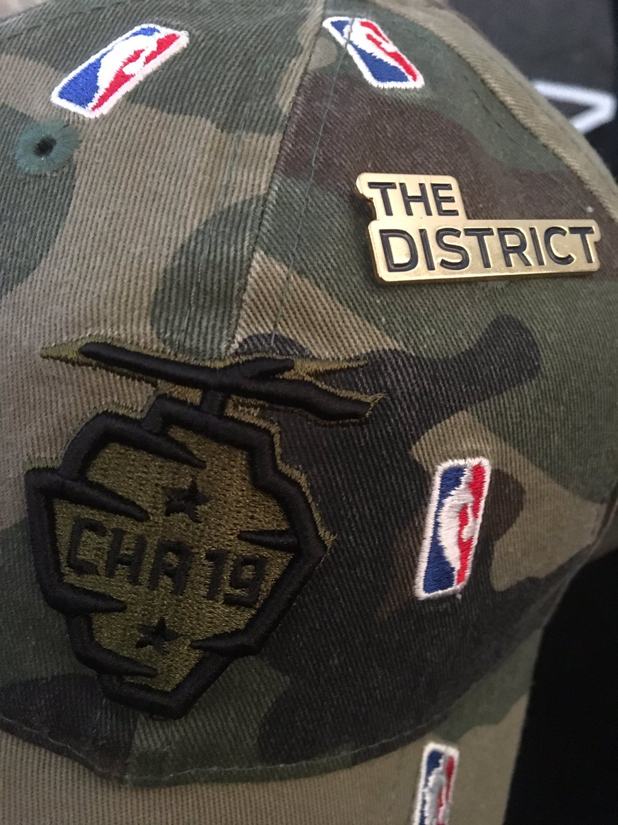 #NBAAllStar hat 🐼  #BradleyBeal   #RepTheDistrict