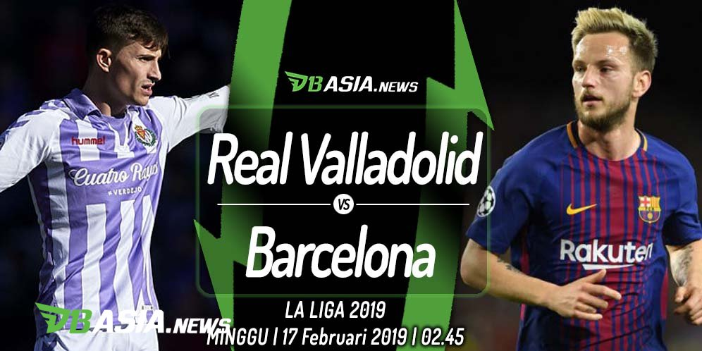 Watch Live Match   Barcelona vs Real Valladolid  Live Streaming 17th Feb 2019  GO To Live==>> https://bit.ly/2IjjlLW GO LIVE==>> https://live-nba-all-star.blogspot.com/   Barcelona vs Real Valladolid Enjoying Live  This Match  LA/Liga competition. ALL THE BEST TWO TEAM SUPPER FAN'S  #FORCABARCA