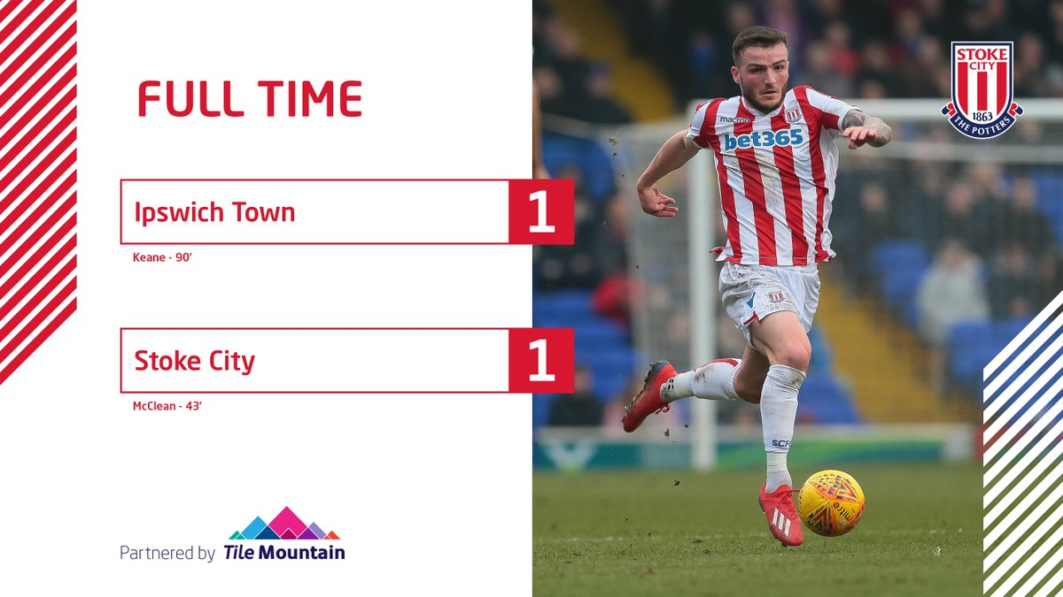 ⏰ A late equaliser for the home side.   #SCFC 🔴⚪️