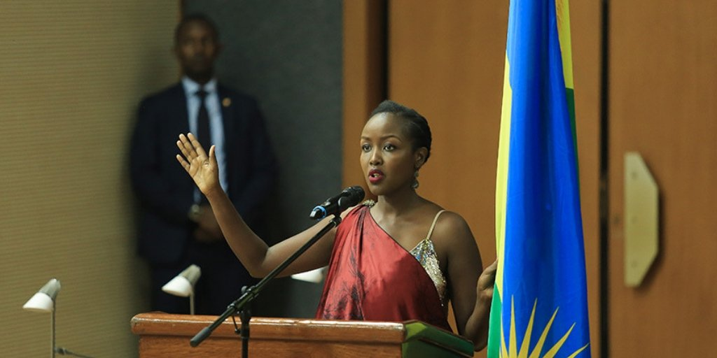 Rwanda 🇷🇼 is set to open its first smartphone factory, making it the first in Africa to locally-manufacture phones that will meet the demand of the African market. The announcement was made by Paula Ingabire, Rwanda's Minister for Information and Communications Technology 👏🏾