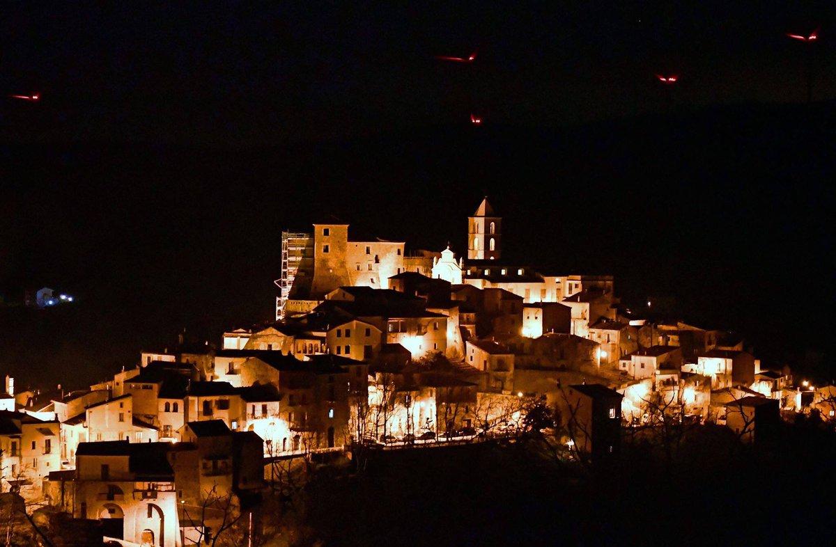 Buona serata dalla #Basilicata con questa foto di ...