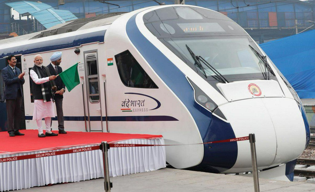 India's semi high-speed train breaks down a day after its launch https://reut.rs/2SFRA5a