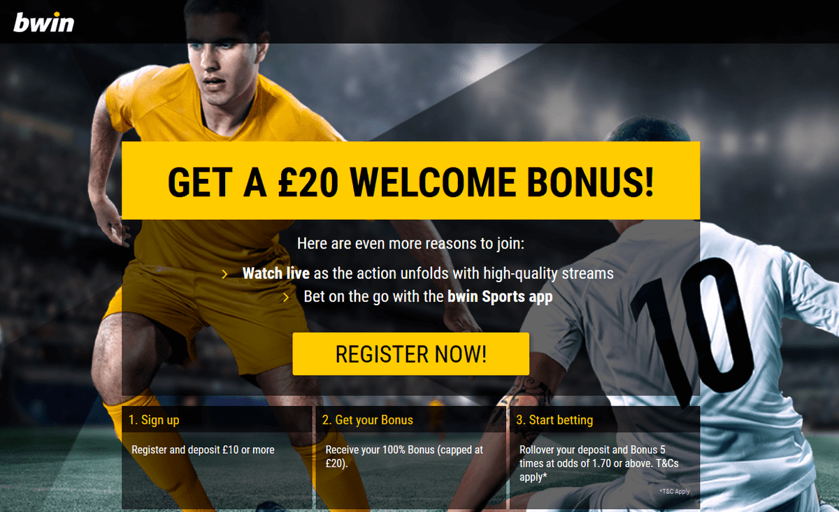 #bwin matched upto £20>  http://bit.ly/BWINSPORTS  #freebies #gambling #epl #championsleague #europa #bet